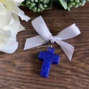 cruciulita marturie botez piatra albastra lapis lazuli